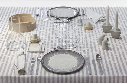 Dansk borddækning krydser Atlanten