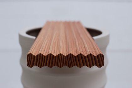 Materialestrukturer i harmonisk samklang