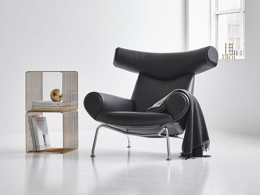 Danske møbelklassikere får nyt showroom i Bredgade