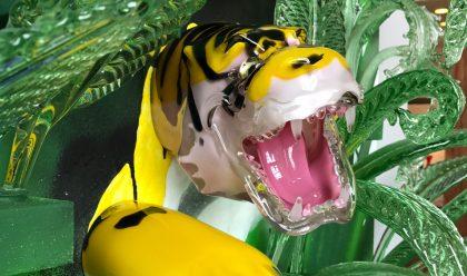 Gå med tigeren ind i stormen