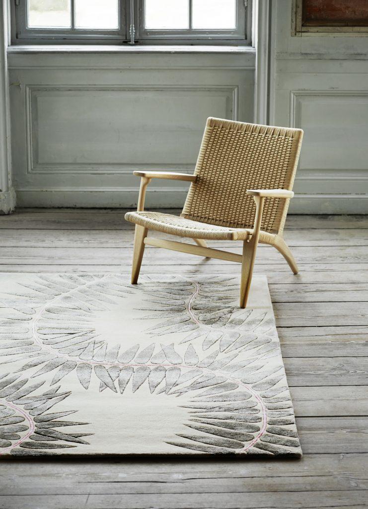 Botanica, tæppekollektion, Carl Hansen & Søn, Utzon Popov, design