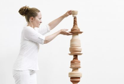 Rotation: Når leret drejer