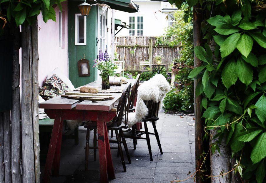 Smukke huse i Tisvilde