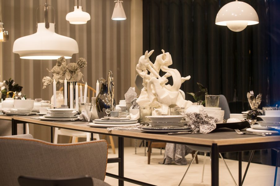 Dansk møbeldesign i Rusland
