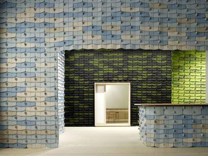 En ting i verden: Kvadrats showroom i Stockholm