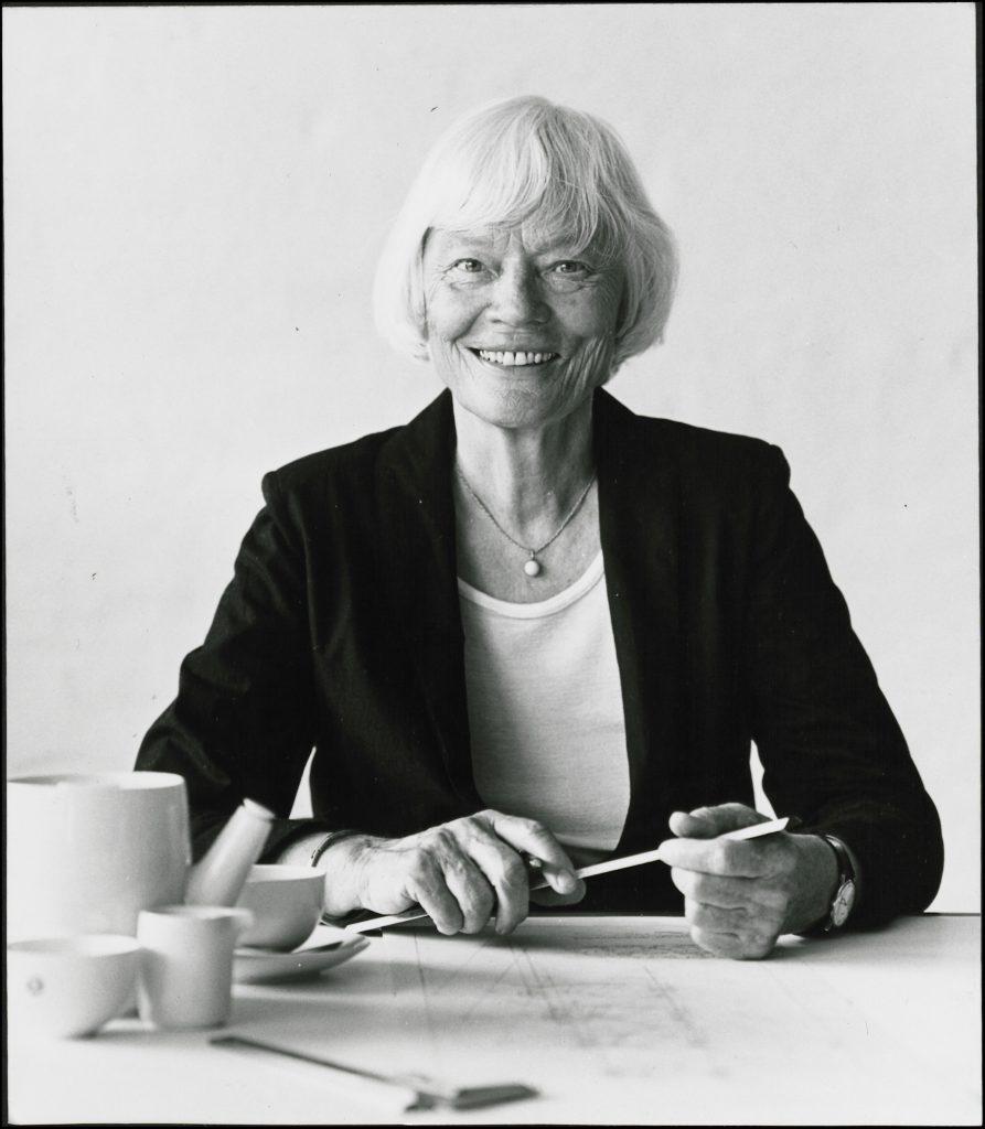 Grethe Meyer portræt