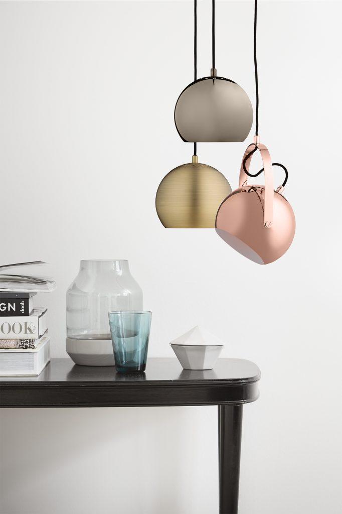 BAL lampe af Benny Frandsen