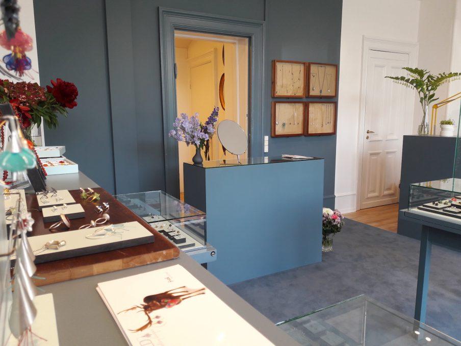 Ny værkstedsbutik i Gothersgade